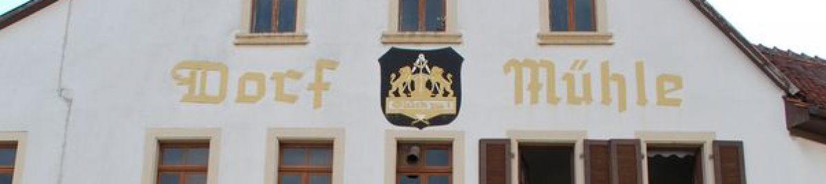 Dorfmühle Edesheim